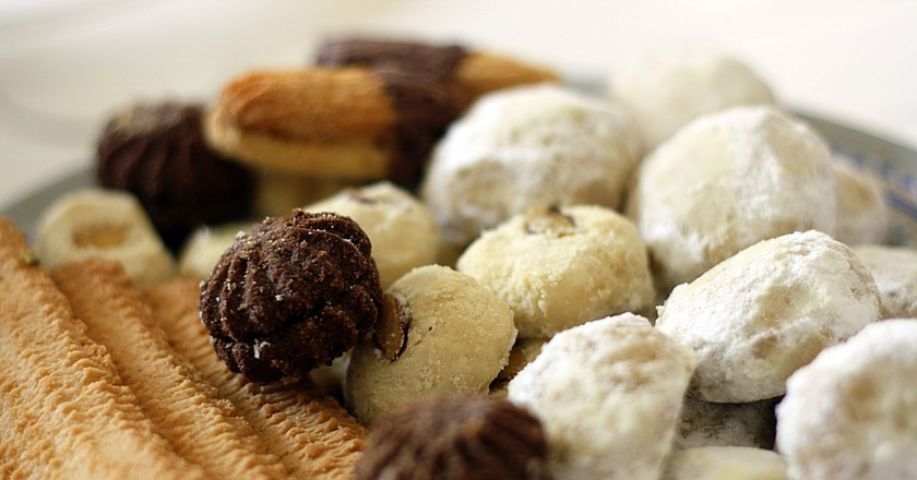 Kahk and other cookies