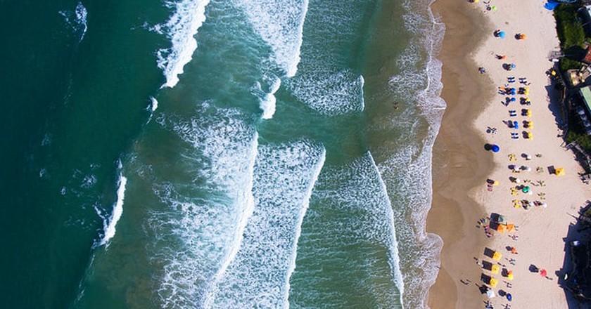 Praia do Rosa from Above | © MTur Destinos / Flickr