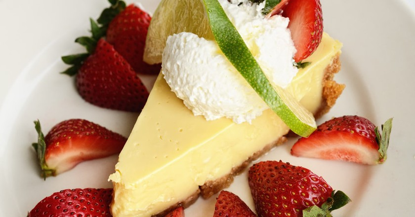 Key lime pie has a fascinating history
