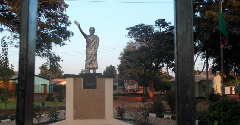 Chilenje House Number 394 is where Zambia's first President Kenneth Kaunda resided before independence