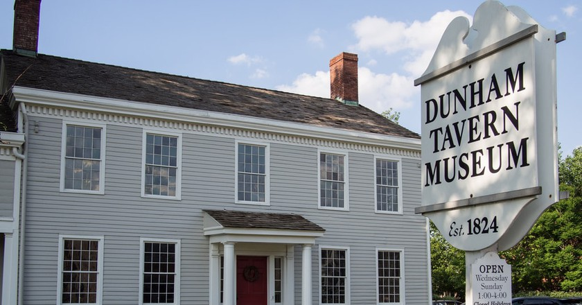 Visit the Oldest Building in Cleveland, Ohio