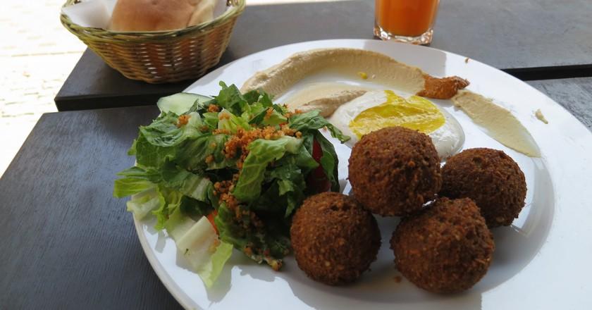 Falafel in Kreuzberg