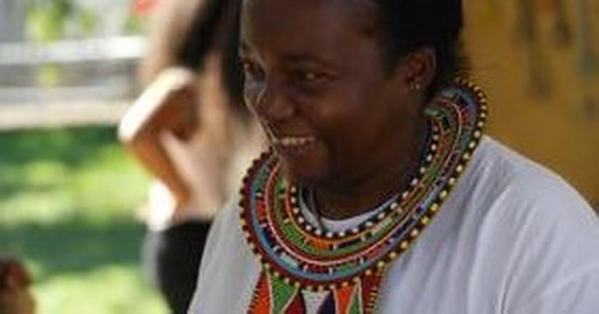 Kenyans love their bead brands especially the Maasai beads