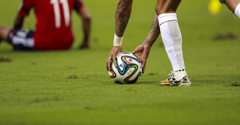 The World Cup   © Danilo Borges / WikiCommons