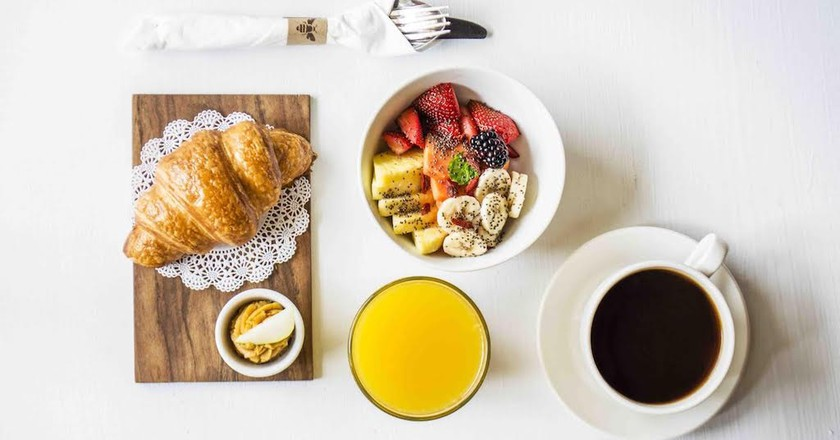 Breakfast in the city | Courtesy of Búlali Café y Respostería Artesanal