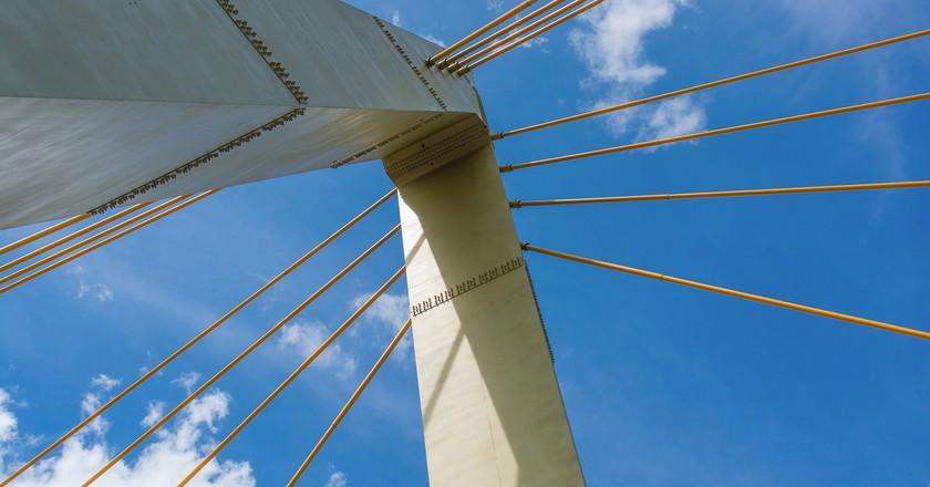 Millenium Bridge Kazan