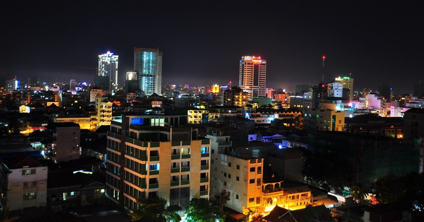 Phnom Penh is a vibrant city to live in.