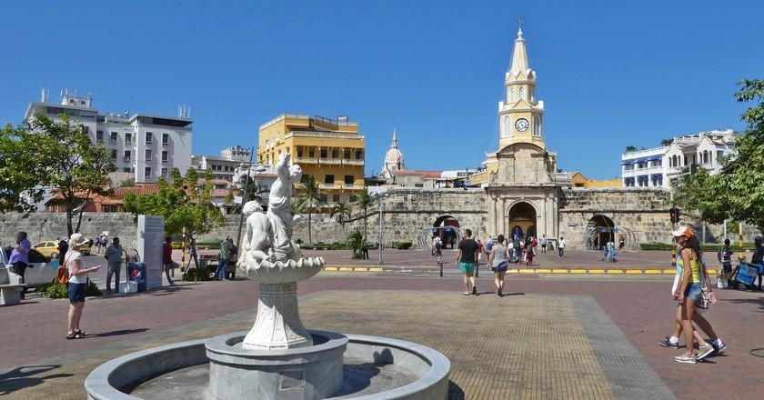 Cartagena Colombia   © neufal54 / Pixabay