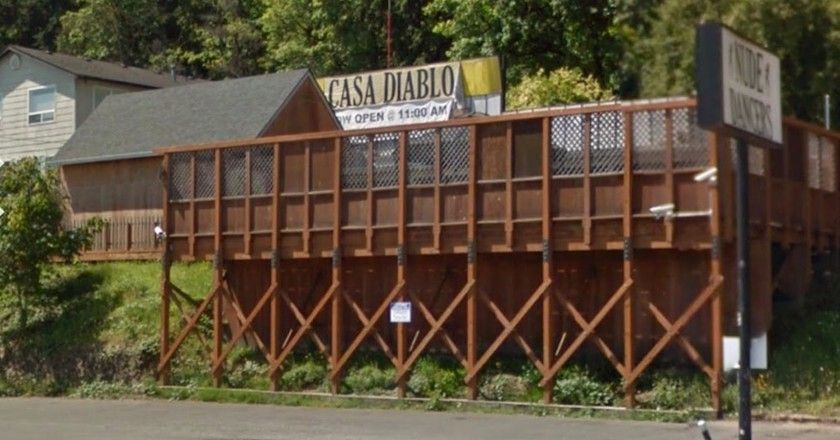 Casa Diablo is the only vegan strip club in the world