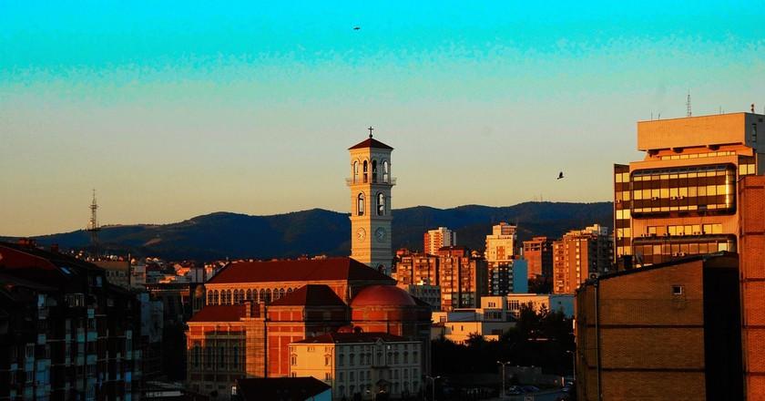 Susnet in Pristina