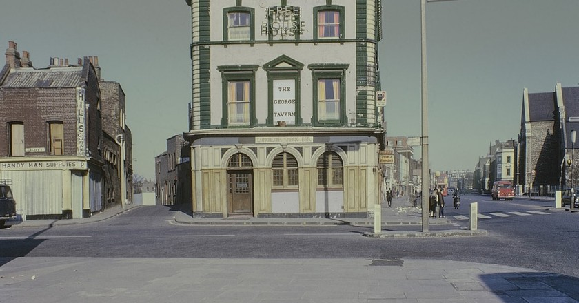 Commercial Road, 1969
