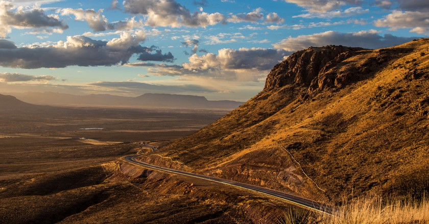 Chihuahua landscape