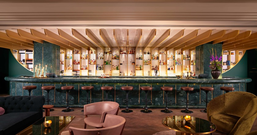 Dandelyan Bar on Southbank