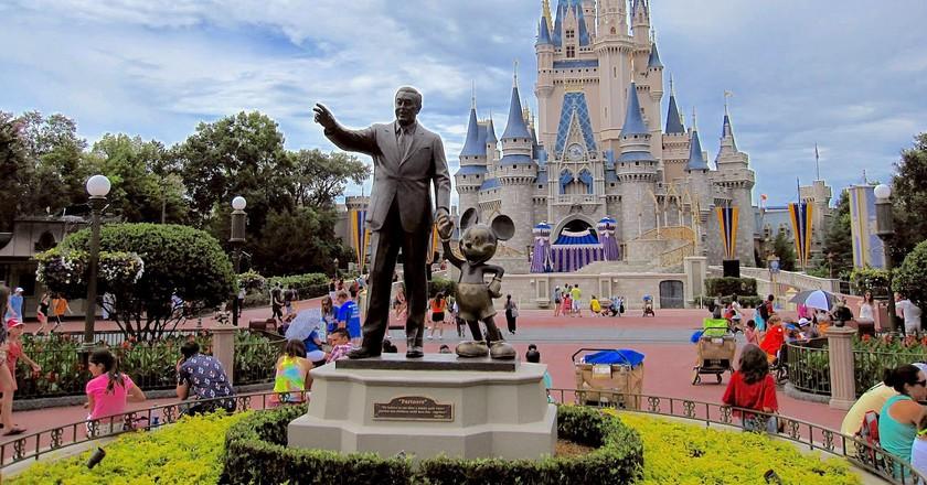 Walt Disney World®'s Magic Kingdom in Orlando, Florida