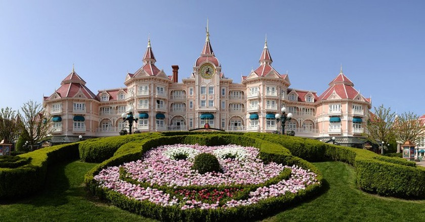 Disney paris hotel | © Disneyland Paris