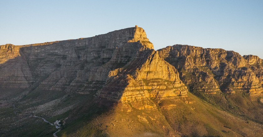 Hiking Lions Head, Cape Town