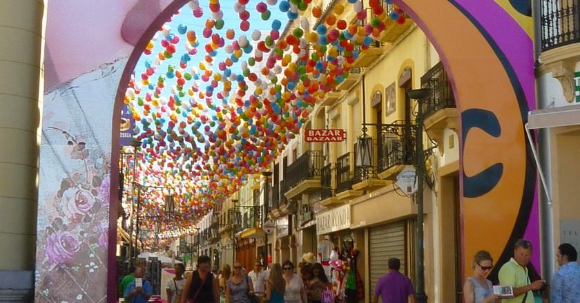 Ronda, Spain, during its annnual Pedro Romero festival
