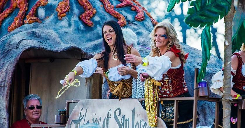 Gasparilla Pirate Festival Float, Tampa