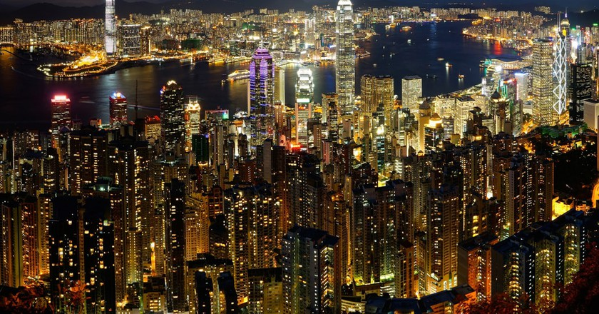 Why Hong Kong Is the Most Visited City in the World