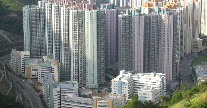 Why There Are Plans To Build A New 'Hong Kong Town' In Mainland China