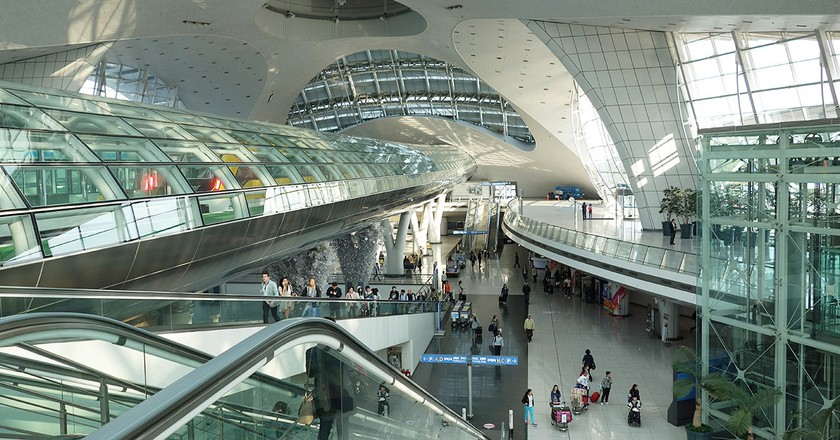 Incheon International Airport | © Ken Eckert / WikiCommons