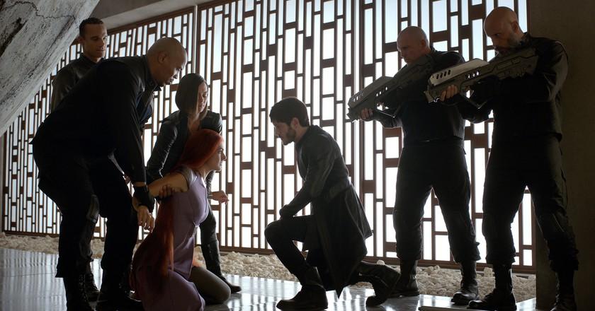 Marvel's Inhumans   © ABC