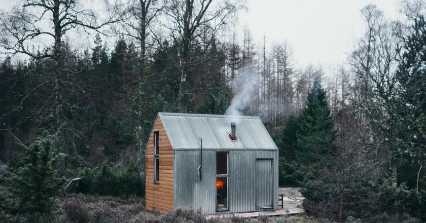 Inshriach Bothy, Scotland