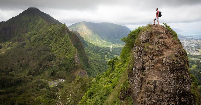 Pali Notches hike