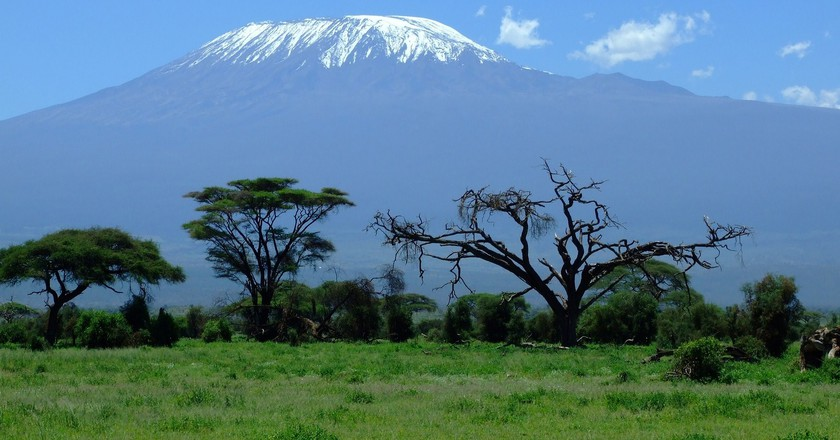 This Seven-Year-Old Texan is the Youngest Girl to Climb Kilimanjaro
