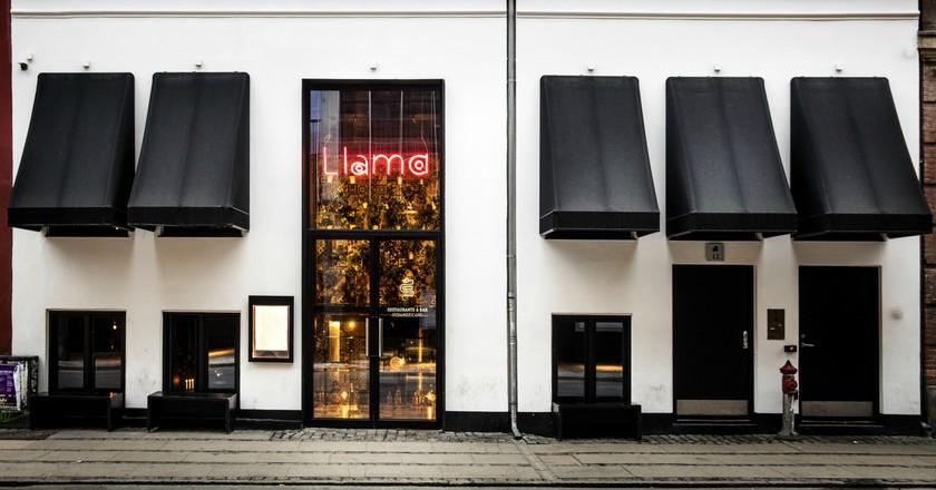 Llama Restaurant in Copenhagen