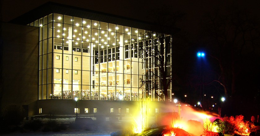 The Calendar of light is a lovely building | © Knuckles / WikiCommons