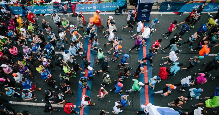 2017 New York City Marathon | © NYRR