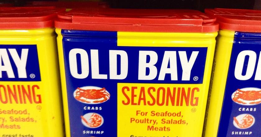Old Bay Seasoning | © Mike Mozart / Flickr