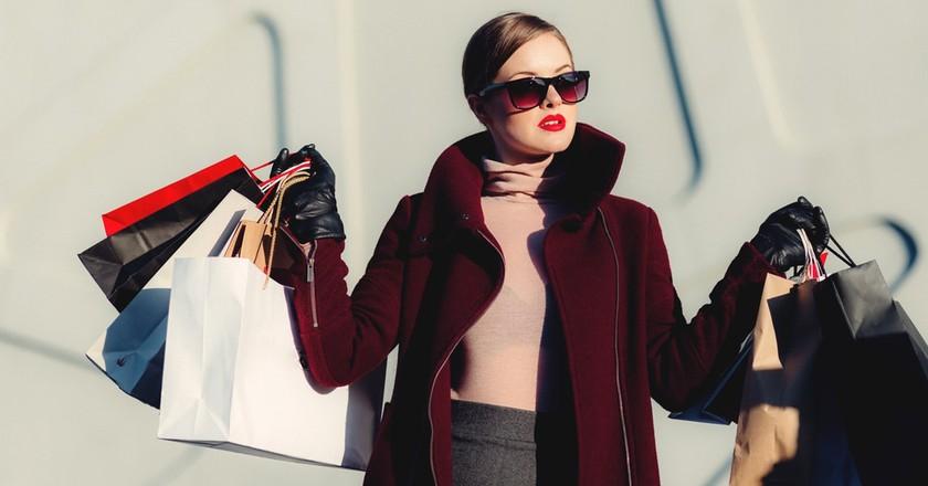 Shopping in Atlanta