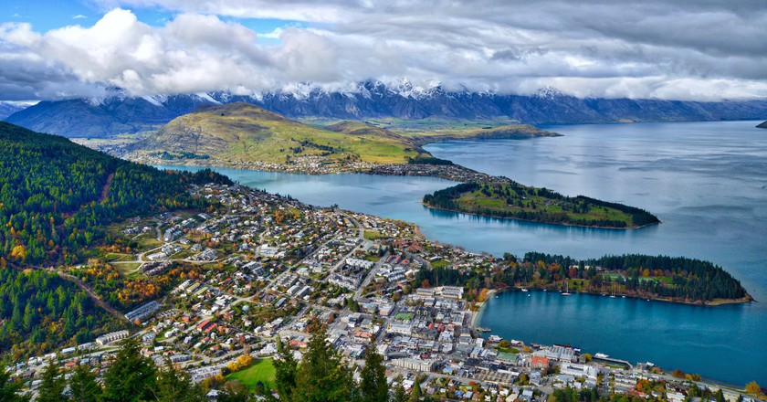 The Jewel of the South Island © Rajeev Rajagopalan / Flickr