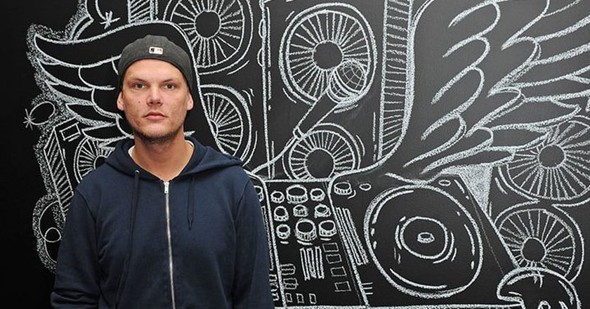 Avicii passed away in Oman
