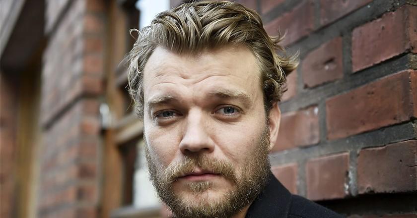 Danish actor Pilou Asbaek
