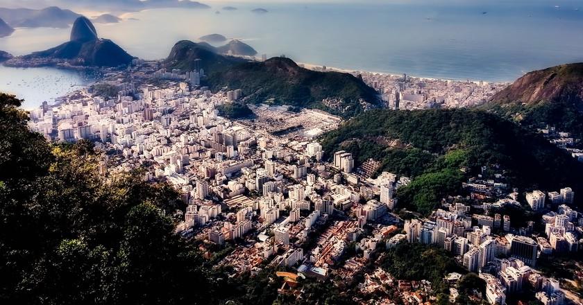 Impressive Rio Landscape | © 12019 / Pixabay