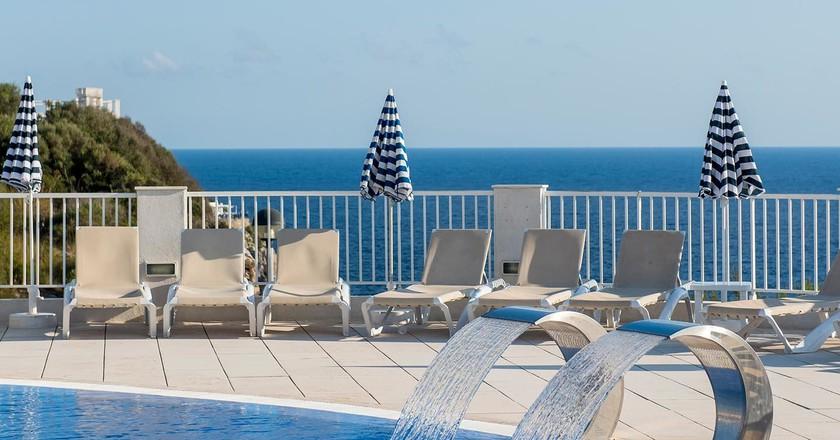 Pool at Hotel Playa Azul