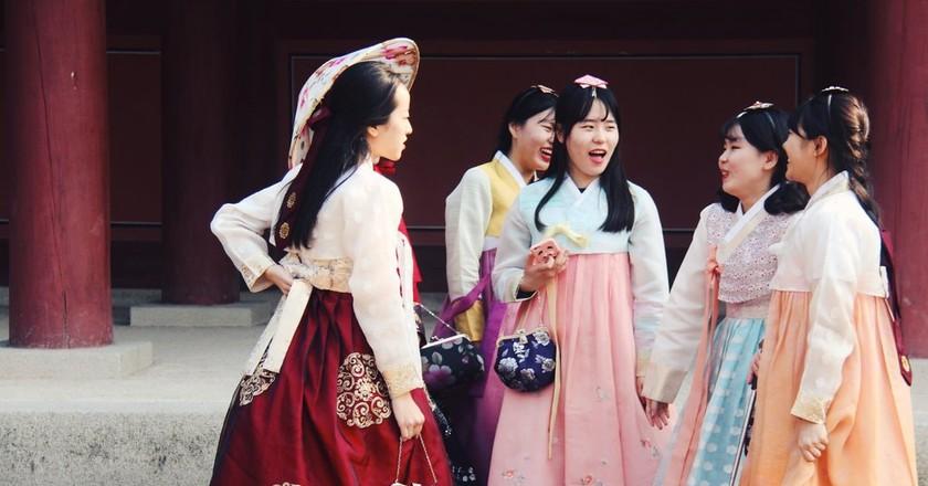 No matter your interests, South Korea has a destination for you. | © Pauline Mae De Leon / Unsplash