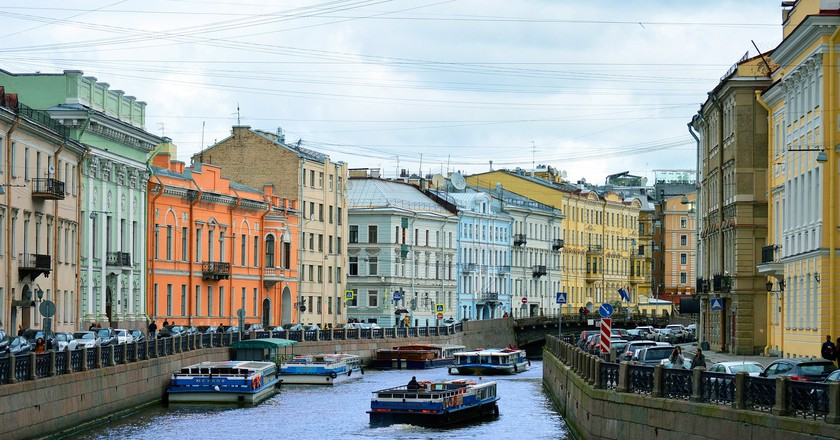 The Best Restaurants in St Petersburg for Panoramic Views