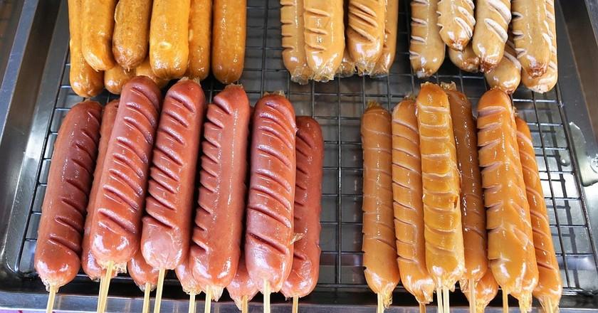 Say goodbye to vegetarian 'sausage' in France