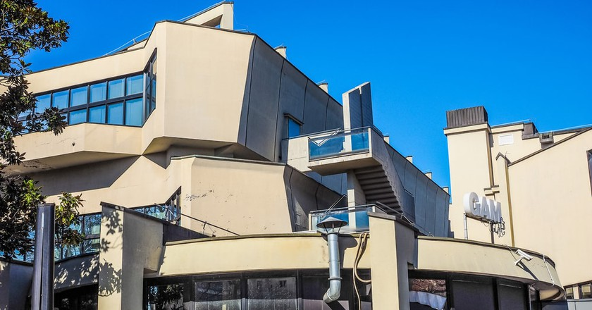 The GAM Galleria Arte Moderna e Contemporanea, Turin, Italy | © Claudio Divizia/Shutterstock