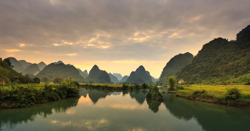 Phong Nam, Cao Bang province, Vietnam