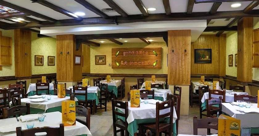 Visit Sidrería La Noceda in Oviedo