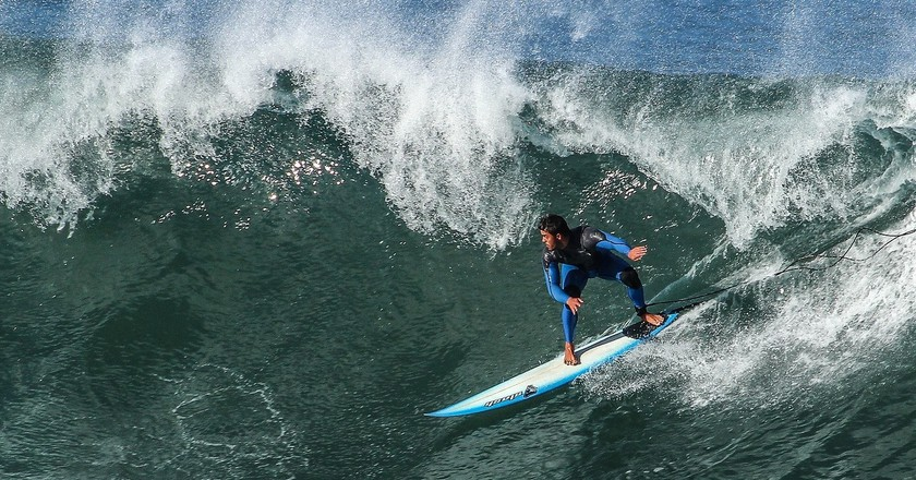 The World's Largest Surfing Park is Smack in the Middle of Texas