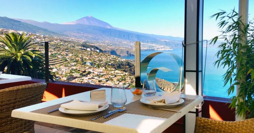 View from Terrazas del Sauzal