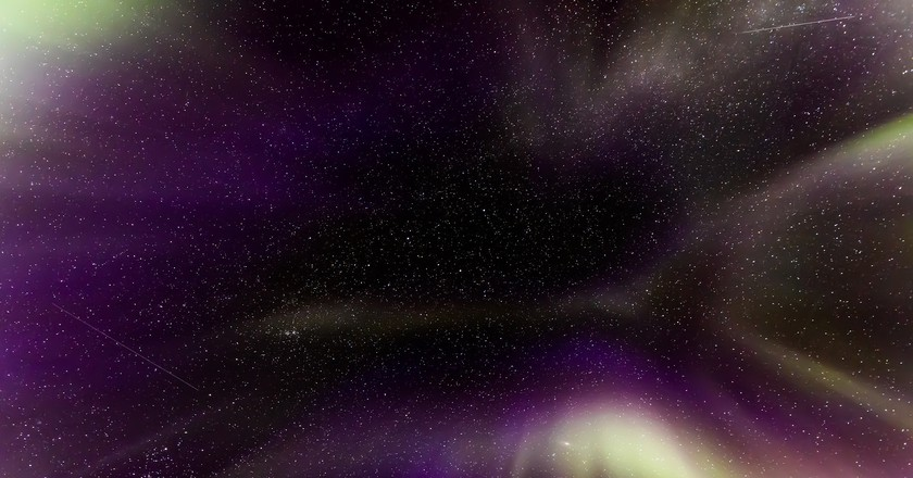 There are many unique ways to see the Northern Lights in Rovaniemi.