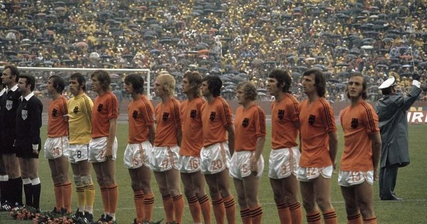 Best Teams Not to Win The World Cup   © Verhoeff, Bert / WikiCommons