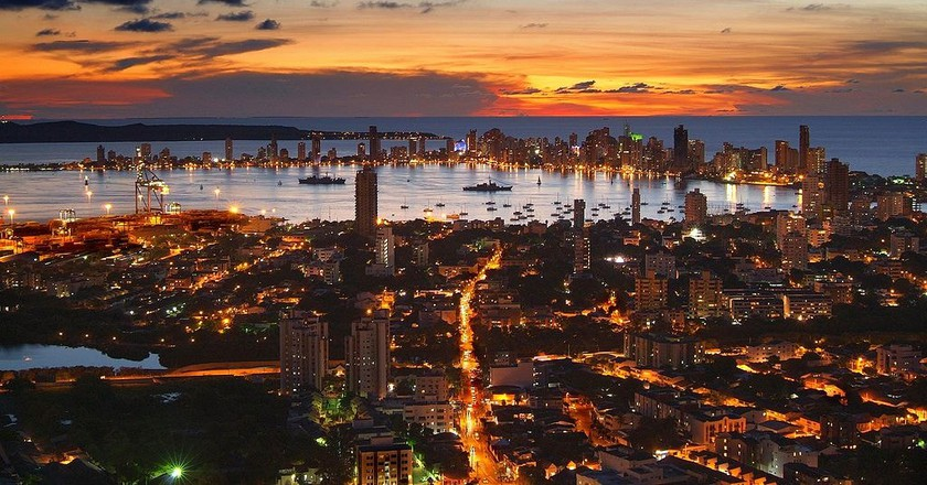 Where to Go for the Best Panoramic Views in Cartagena, Colombia